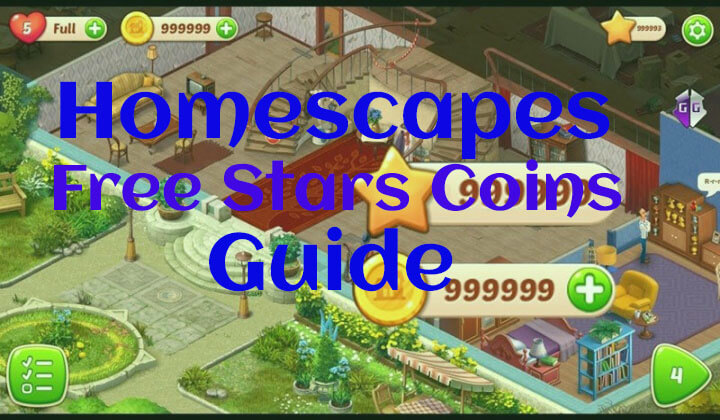 homescapes star coin Guide